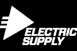 Electric Supply, Inc. White Logo