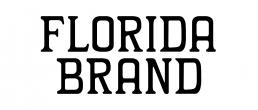 Florida Brand Black Logo
