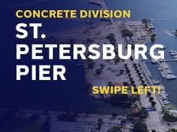 St Petersburg Pier Concrete Division - Matcon Construction