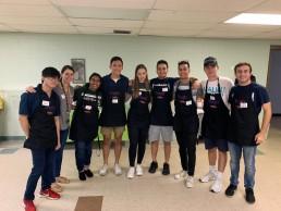 Trinity Cafe Volunteering USF American Marketing Association